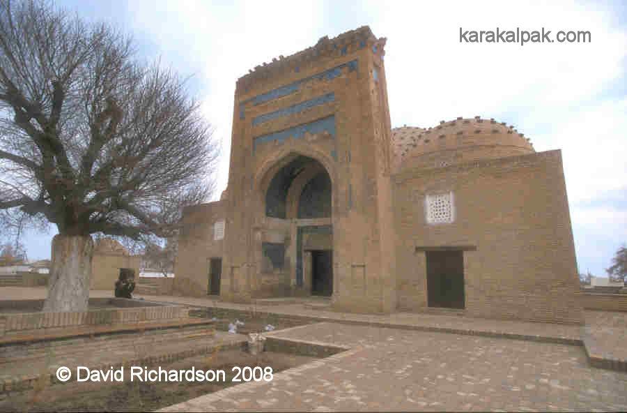 Najm Al Din Kubra Mausoleum
