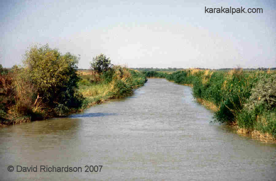 Qaraqum Canal