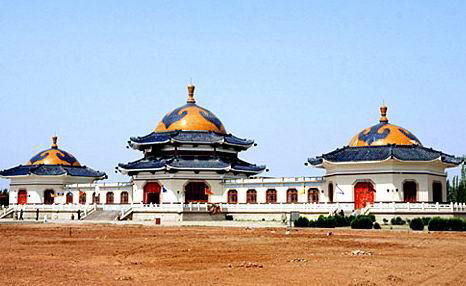 Chinggis Khan Mausoleum