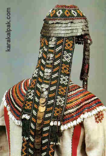 Chuvash kushpu headdress