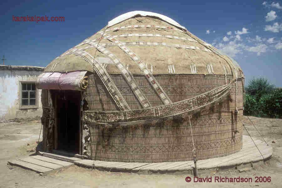 Anatomy Of The Yurt