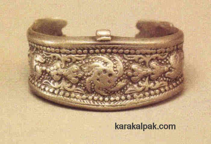 Karakalpak Jewellery