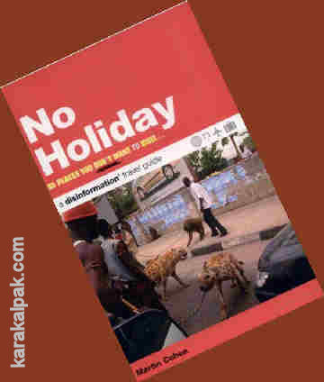 No Holiday - avoid Karakalpakstan!