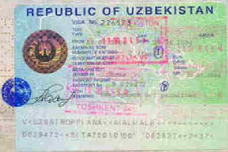 How to get to karakalpakstan uzbek visas are expensive especially if a letter of invitation is required stopboris Gallery