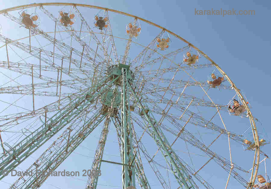 No'kis Ferris wheel